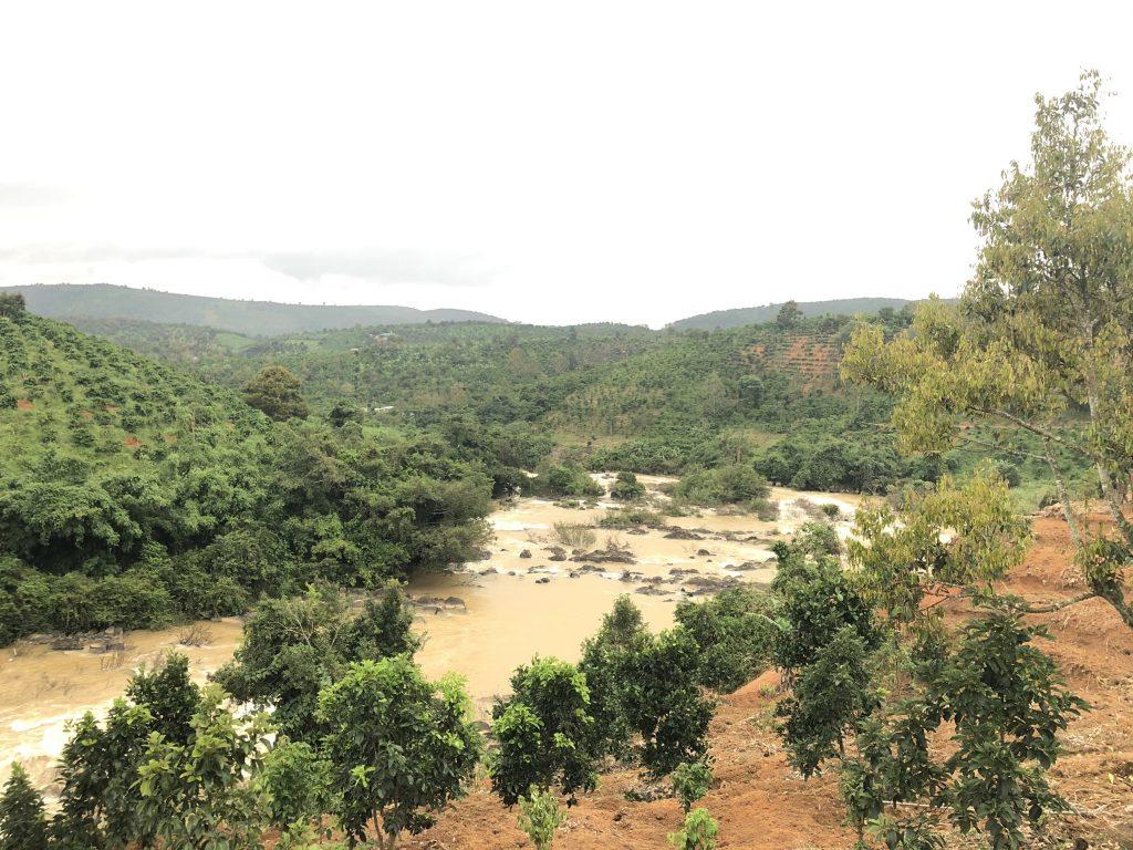Bán gấp 78m mặt tiền nhựa 8m ở thôn 4 Lộc Nam Bảo Lâm