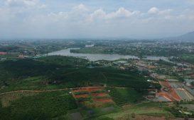 Bán đất vườn nghỉ dưỡng Khu Hồ Nam Phương, Lộc Phát, Bảo Lộc